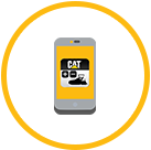 CAT App for android and IOS logo