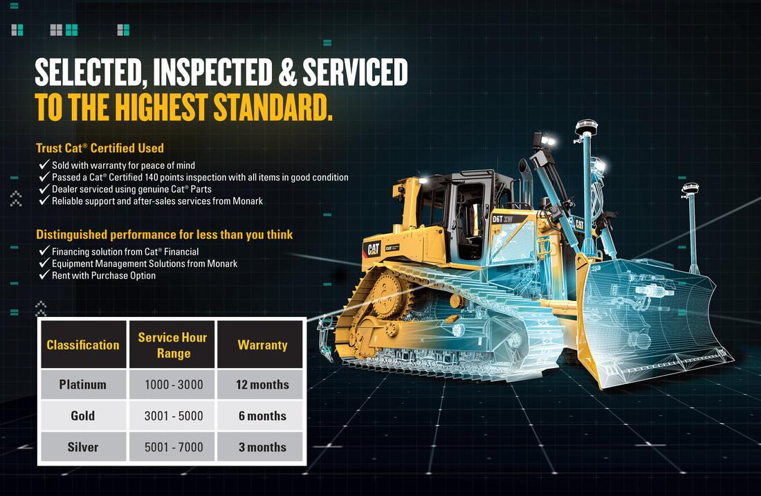 heavy equipment supplier philippines