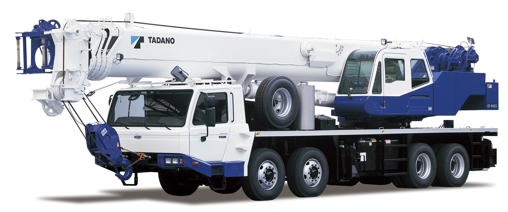 Tadano Truck Cranes