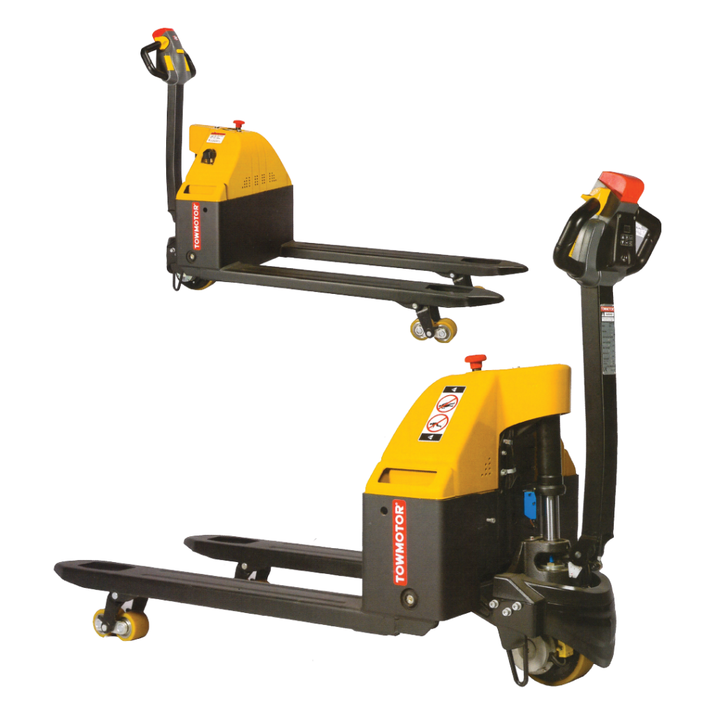 Monark TowMotor Power Pallet Trucks