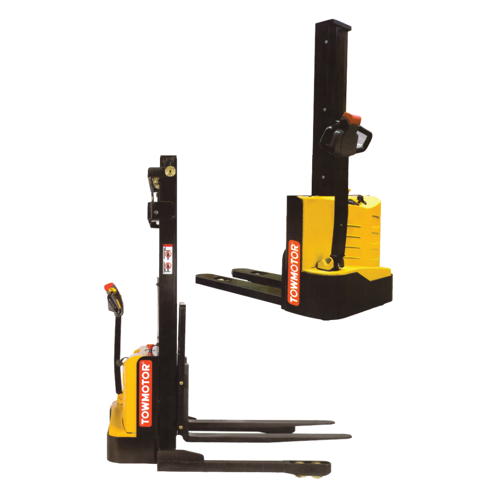 Monark Tow motor Power Stacker