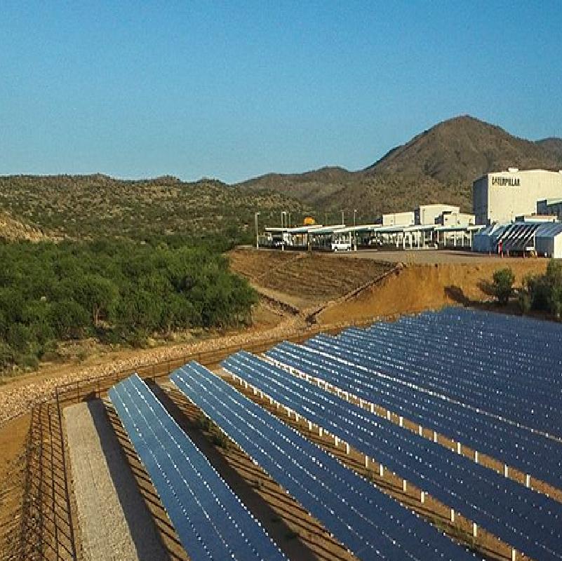 Monark Solar Panels