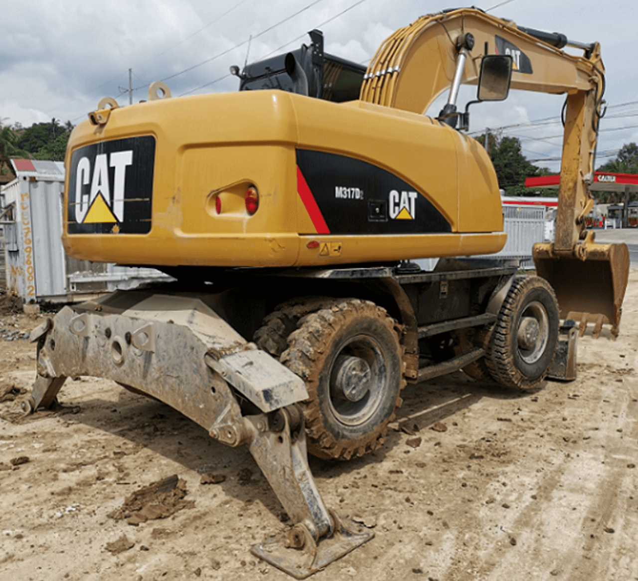 CA600432 rear R
