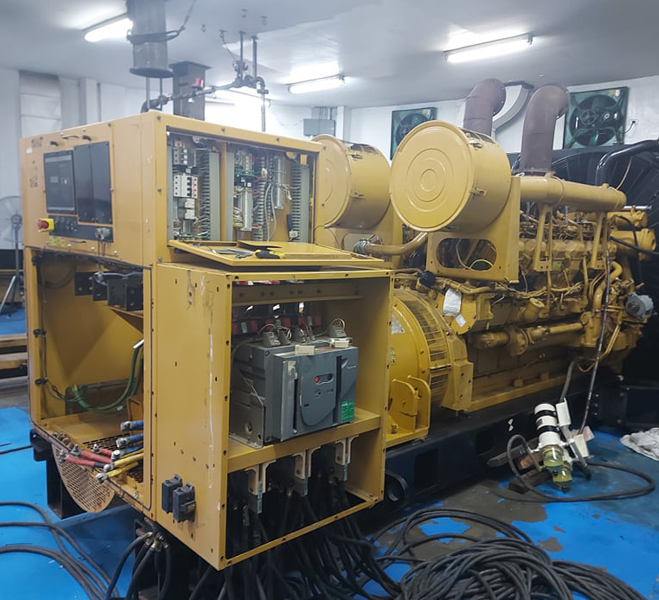 YAM00800 CAT 3512B 1500 kW 03